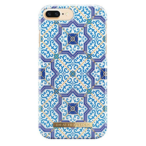 iDeal of Sweden Magnetically Compatible Fashion Cellphone Case for iPhone 7 Plus in Beautiful Bohemian Moroccan Design (Marrakech)