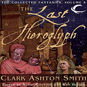 The Last Hieroglyph Audiobook