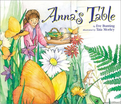 Image result for annas table book