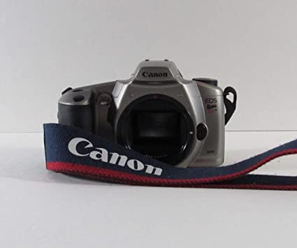 Canon EOS Rebel XSN Date W 35 80mm Canon Lens Slr