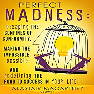 Perfect Madness Audiobook