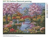 MXJSUA DIY 5D Diamond Painting by Number Kits