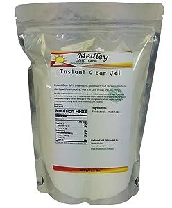 Medley Hills Farm Instant Clear Jel 1.5 lbs