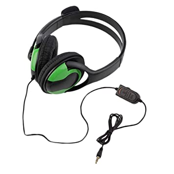 Hot 35mm Audio Wired Casque De Gaming Casque Steoro Microphone Pour