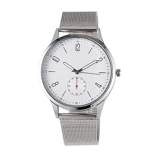 precios baratass atractivo y duradero seleccione para mejor Reloj Vintage Relojes Pulsera Hombre,Sannysis Aleación ...