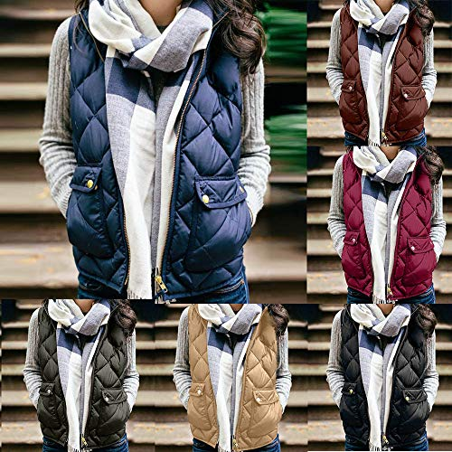Manche Femme sans Cardigans Manteaux Coton SANFASHION Puceron du Veste Doudoune Zipp nE0wfxp