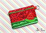 Watermelon Bag, Cosmetic Bag, Toiletry Bag