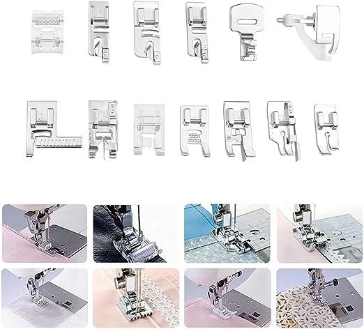 Kit de prensatelas para máquina de coser, piezas de repuesto y ...