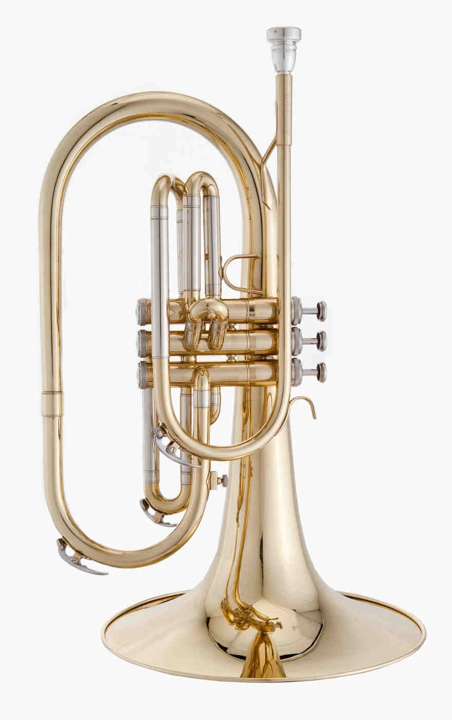 RS Berkeley-MAR675- Lacquer- Marching- Mellophone by RS Berkeley