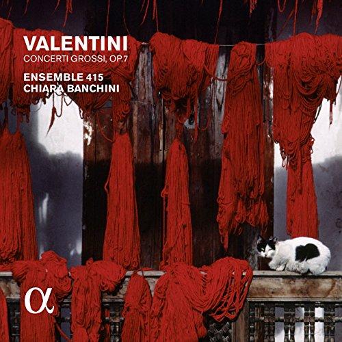 Valentini: Concerti grossi, Op. 7 (Alpha ()