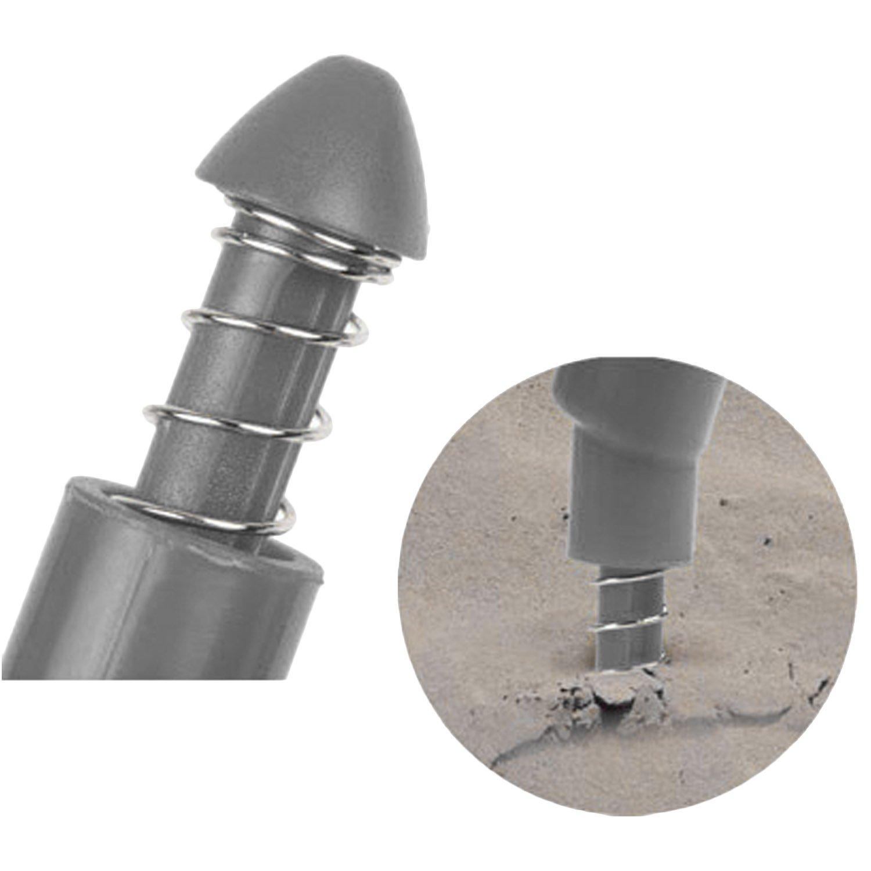 Amortiguadores de tren de aterrizaje de absorci/ón de choque pierna card/án protector altura extensor conjunto para DJI Mavic Pro