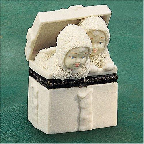 - Surprise Hinged Box Snowbabies