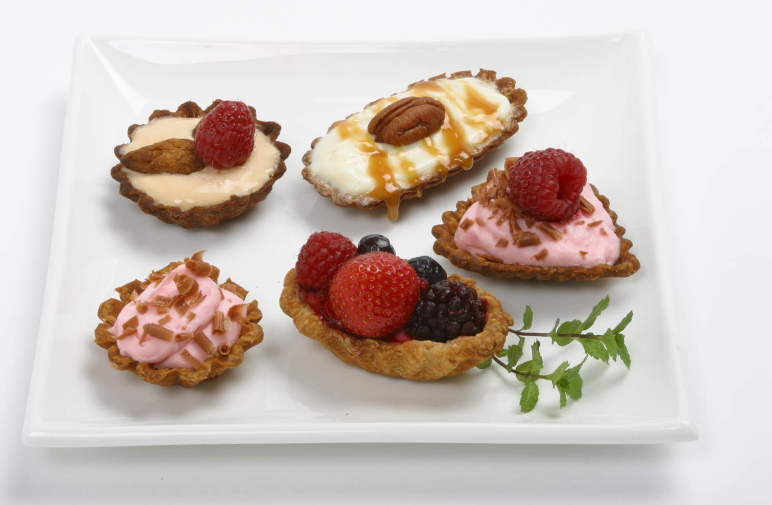 Norpro Tartlet Tins, Set Of 36 by Nopro