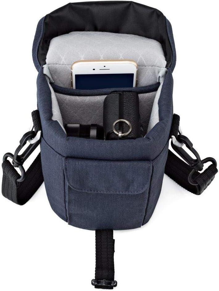 Lowepro Scout Sh 100 Kameratasche Slate Blau Kamera