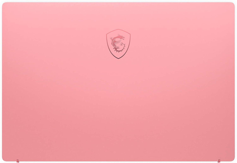 MSI Prestige 14 A10RB-046CA Rose Pink 14 Professional Laptop Intel Core i7-10510U MX250 16GB DDR4 1TB NVMe SSD Win10 Bilingual