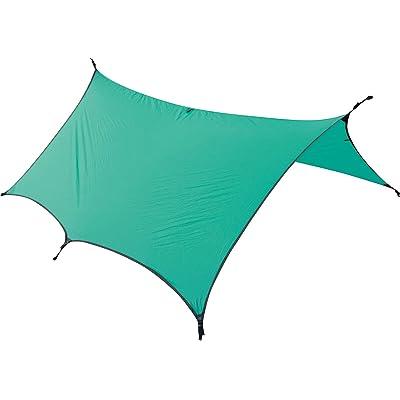 RT Blue Ultralight Shelter Peregrine Tarp Camping Tent Accessories: Garden & Outdoor