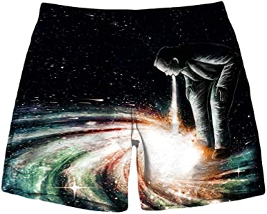On Cue Apparel The Wave Shorts