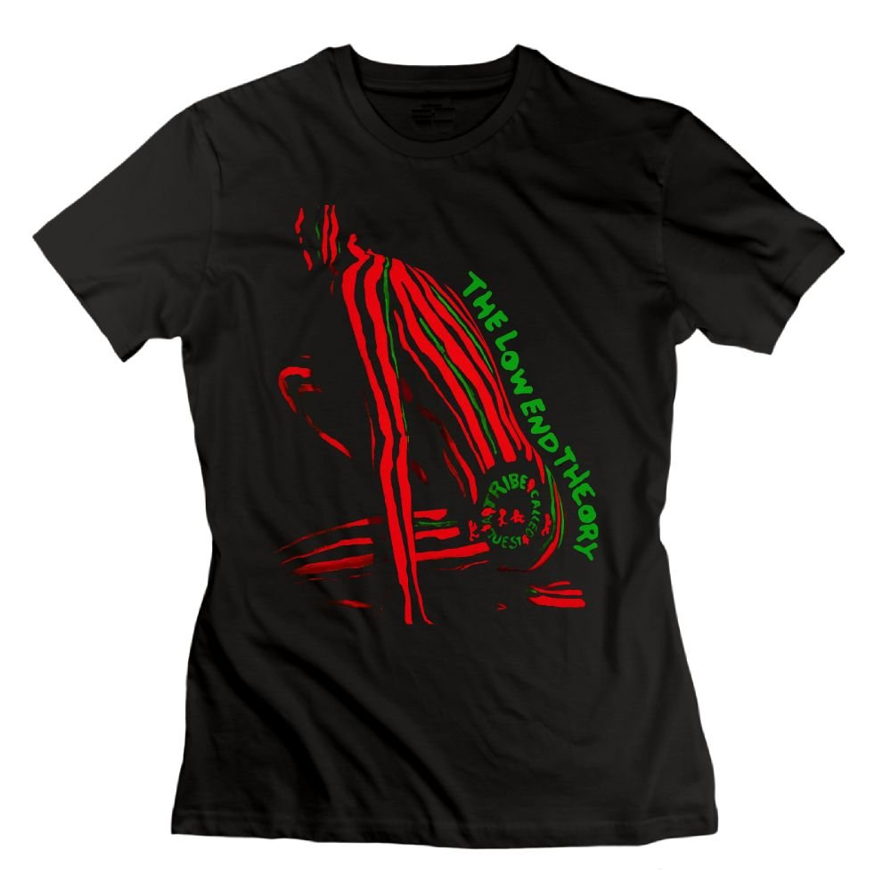 Loyd D Casual A Tribe Called Quest The Low End Theory Tshirts Black