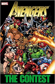 Avengers: The Contest (Avengers (Marvel Unnumbered)) by Steven Grant (2012-05-30)