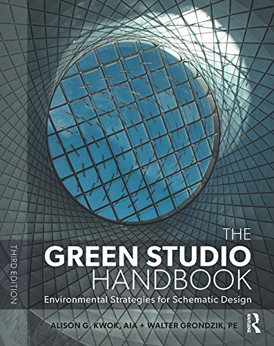 - The Green Studio Handbook: Environmental Strategies for Schematic Design