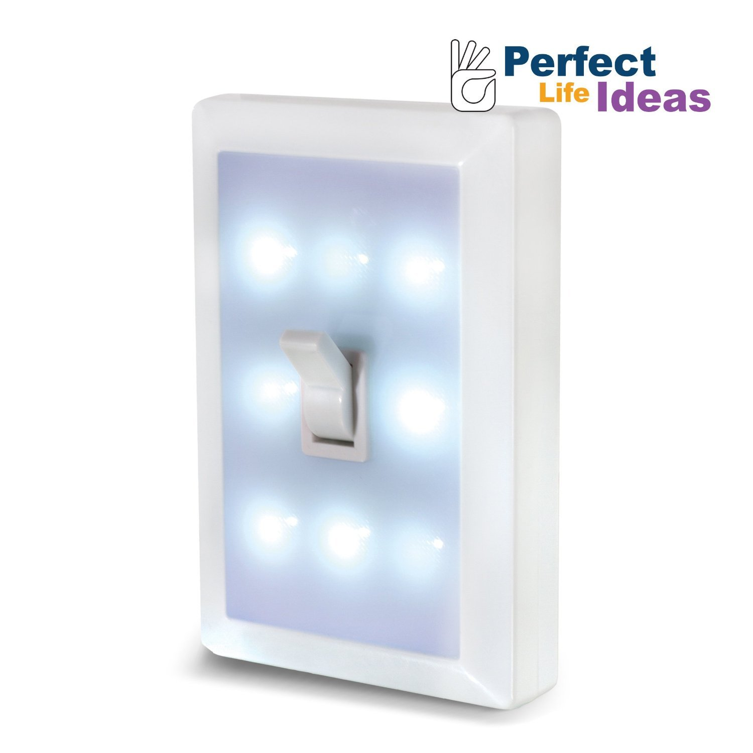 Battery bathroom lights - Buy Smartfish Led Switch Portable Battery Operated Led For Closet Wardrobes Reading Lighting Decorations Balcony Camping Etc
