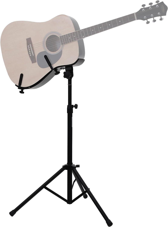Classic Cantabile GS-100 soporte para tocar guitarra de escenario ...