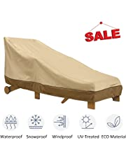 Patio Chaise Lounge Covers Amazon Com