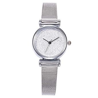 Ginebra Relojes Mujer, Reloj De Malla De Malla De Alta ...