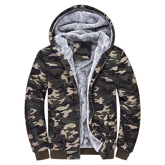Nouveaux Hiver Mode Casual Chaudpaissir Gfone Hommes Camouflage Y6gfb7y