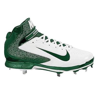 487547e7ab0f Nike AIR Huarache PRO MID Metal Men s Baseball Cleats Size 16