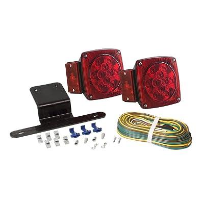 Optronics TLL9RK LED Sealed Trailer Light Kit: Automotive