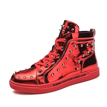 89eaf9527668 Amazon.com: Men's Deck Shoes,Fall & Winter Casual/Sneakers, Metal ...
