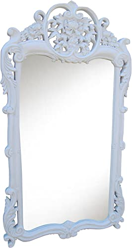 Hickory Manor House HM7038 SH Flourishing Mirror Shimmer