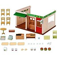 Sylvanian Families - Hamburger Restaurant Set