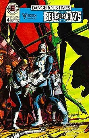 Dangerous Times #4 FN ; Evolution comic book (Dangerous Evolution)