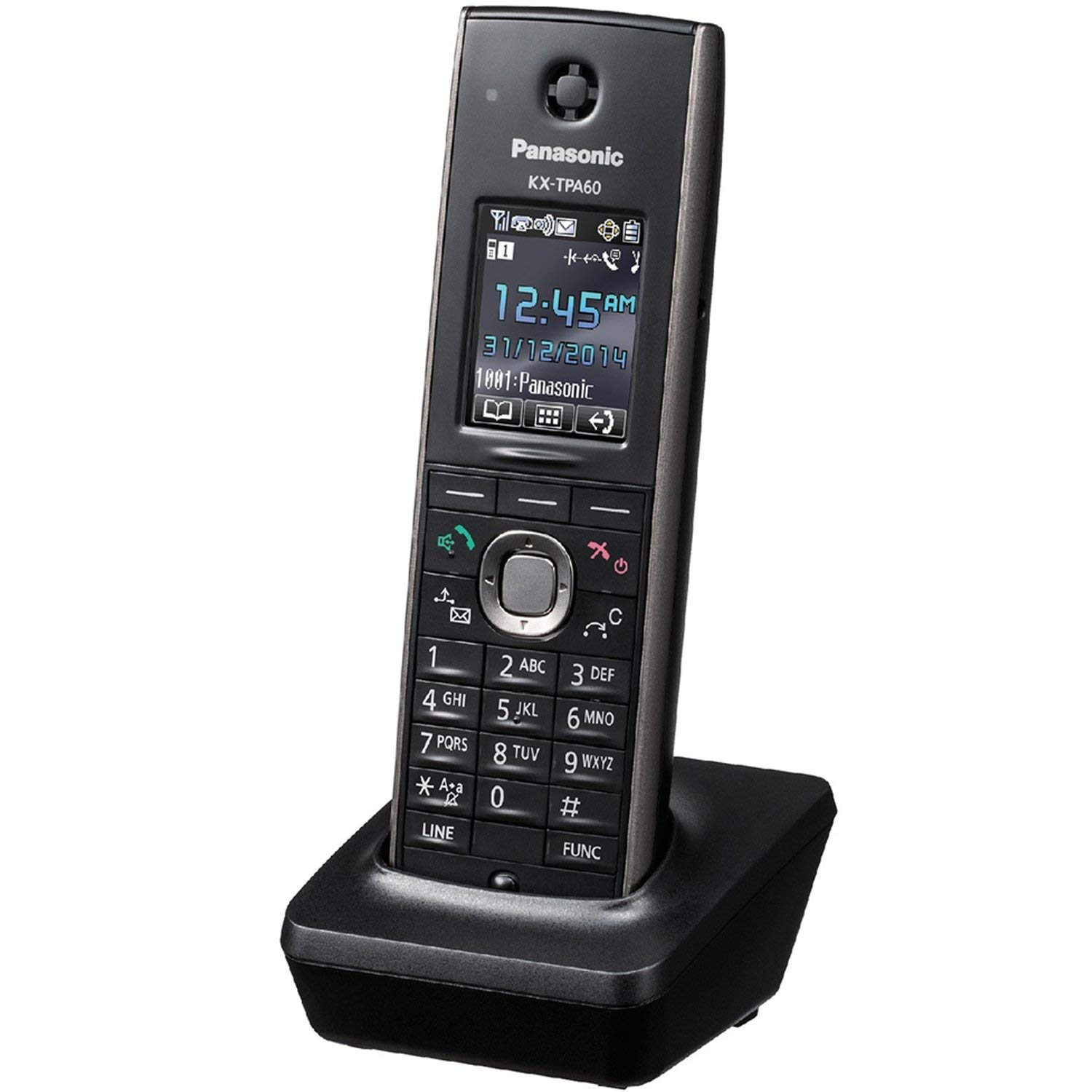 Panasonic KX-TGP600 SIP DECT Base Unit with KX-TPA60 Cordless Handset Business System Pre-programmed by IDT TELECOM by Panasonic (Image #4)