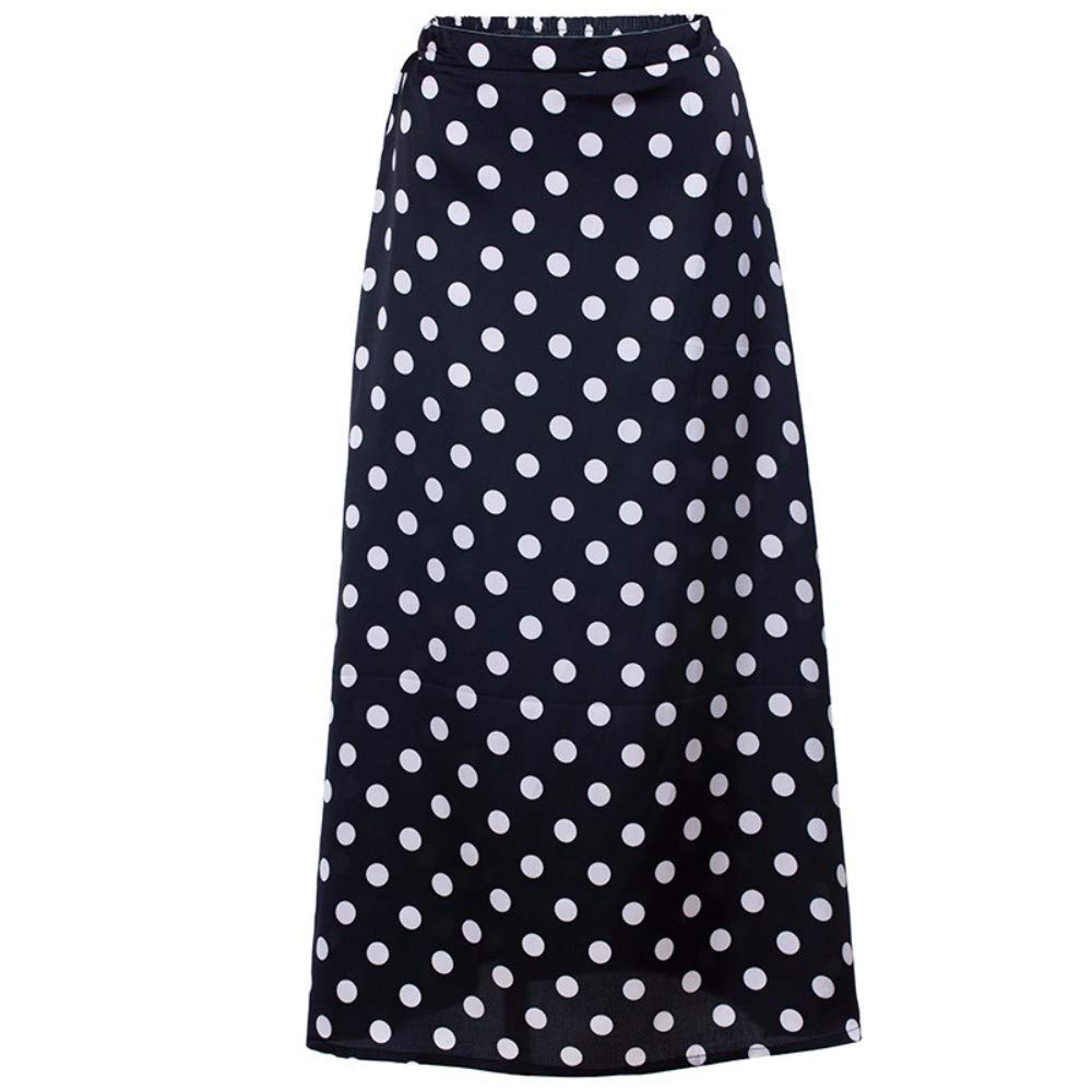 e85d72cfcf4287 ZPSPZ skirt Dress of Large Size Black Bohemian noqifr1228-Skirts