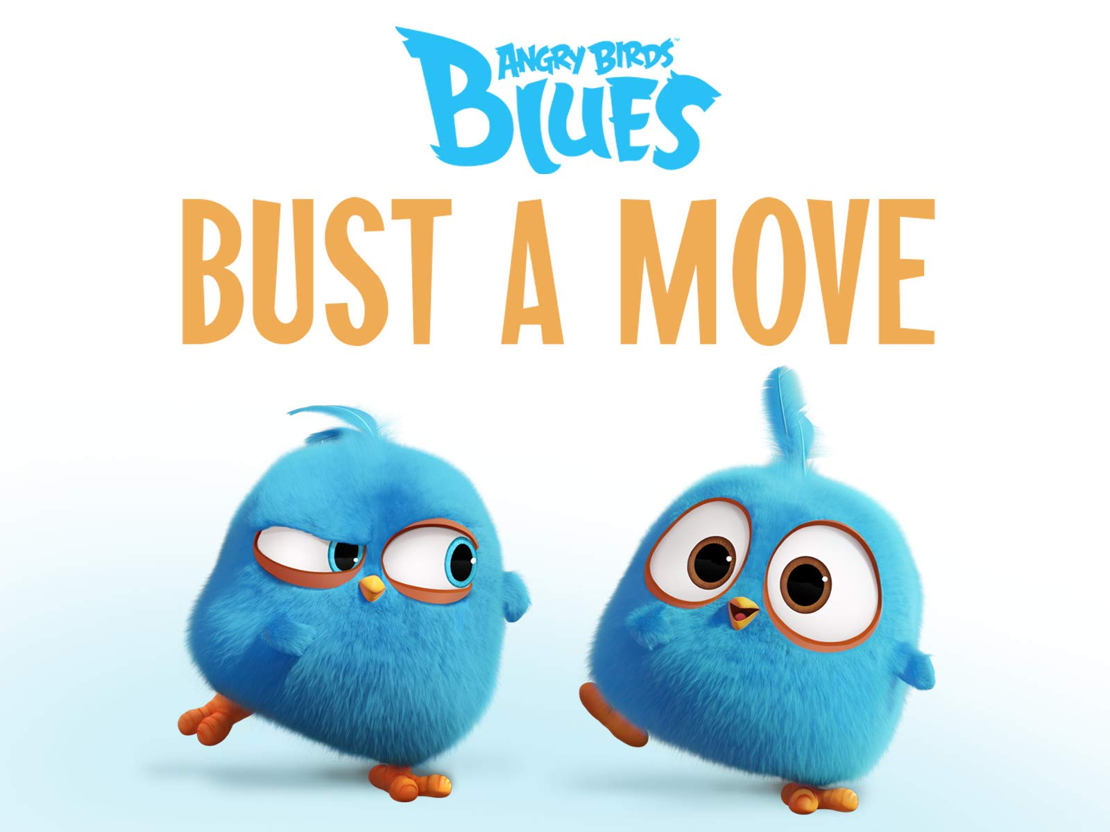 Watch Clip Angry Birds Blues Prime Video