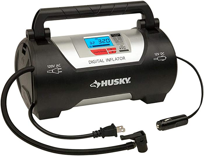 The Best Husky Home And Auto Inflator