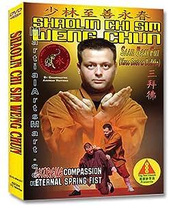 Shaolin Chi Sim Weng Chun Saam Baai Fut (Three bows to buddha)