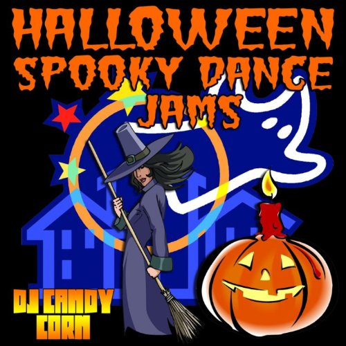 Halloween Spooky Dance Jams [Clean] -