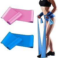 Elastiekjes Fitness Weerstandsbandenset Voor Fitnessbanden Elastische Banden Weerstandsniveaus Antislip Fitnessbanden…