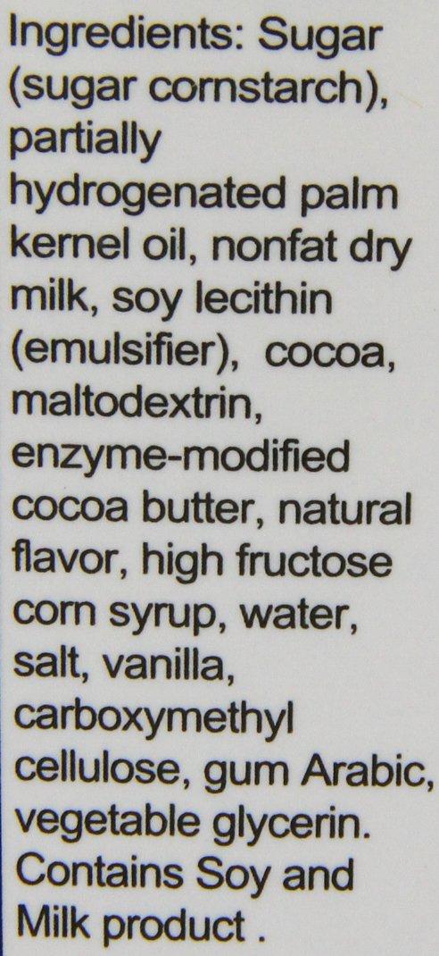 Fondarific Chocolate Fondant Brown, 2-Pounds by Fondarific (Image #4)