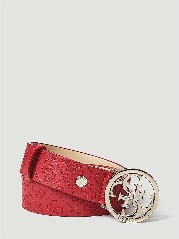GUESS Lyra Red Dames Riem BW7092-VIN35-RED-M (Maat M)