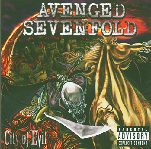 CD : Avenged Sevenfold - City of Evil [Explicit Content] (CD)
