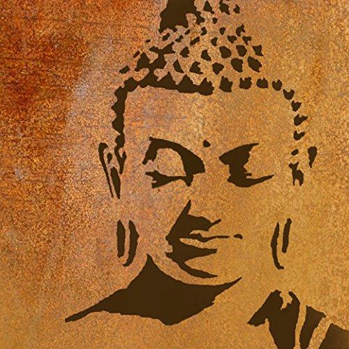 buddha stencil painting stencil art craft and home decor stencil