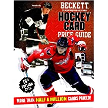 Beckett Hockey Card Price Guide & Alphabetical Checklist