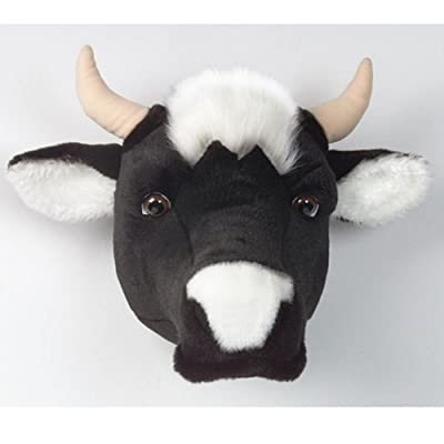 BIBIB AND CO - Trophée peluche Vache Bibib & Co