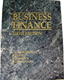 Cover of Business Finance: Textbook