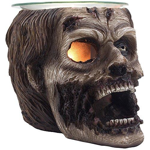 zombie head - 8